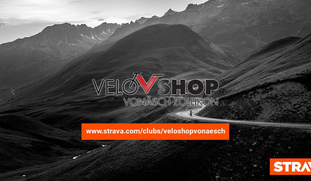 Velo Shop Vonäsch Strava Club
